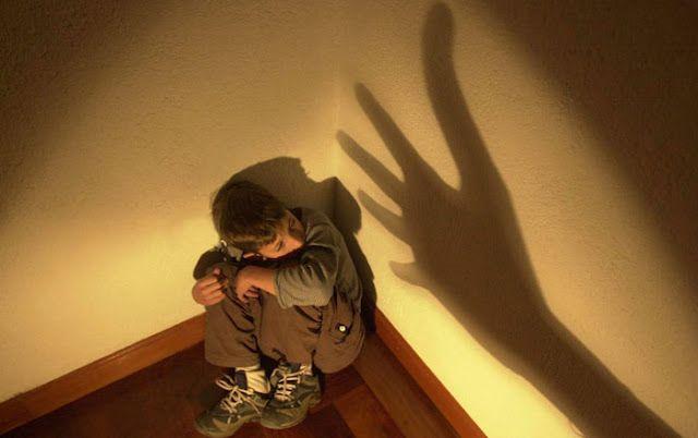 agressão-dano-moral-criança