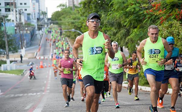As premiações foram distribuídas entre 32 categorias em provas de 10 km e de 5 km.