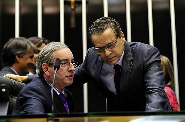 Os ex-parlamentares são acusados de receber pelo menos R$ 11,5 milhões em propinas de empreiteiras (Foto: Fotos Públicas).