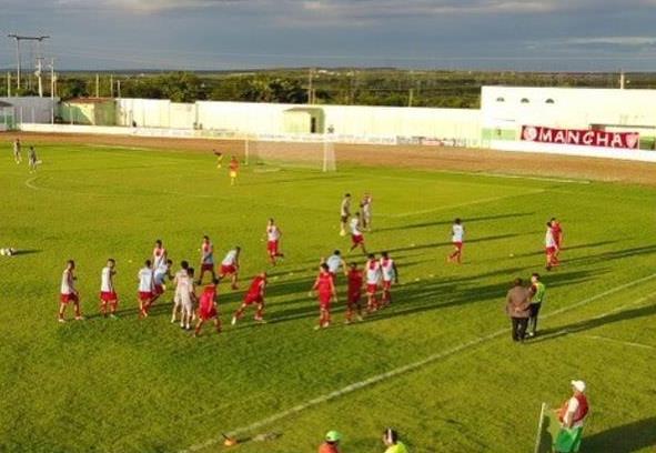 Equipe mossoroense não teve boa atuação em Assú Foto: Freire Neto