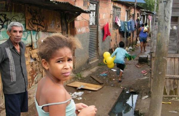 Há 33% de negros na menor faixa de renda no Brasil (Foto: Agência Brasil).