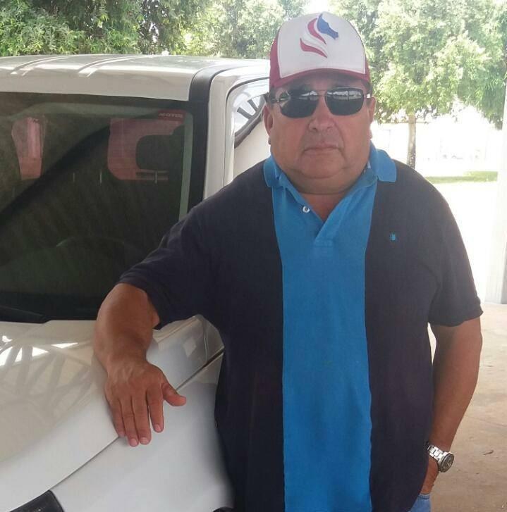 O empresário apodiense Milton Sales, ultimando os preparativos para a grande e tradicional vaquejada de Apodi que acontece de 4 a 6 de agosto. Iremos!