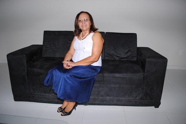 Toda fina Francisca Luzia da Silva (Nina) celebra a festa na sexta-feira 21 e nós desejamos tudo de bom!