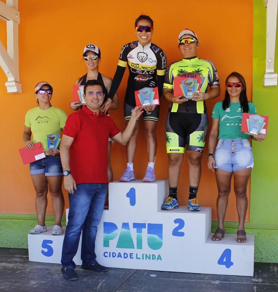 Apoiando com entusiasmo o esporte de nossa cidade, o Prefeito Rivelino Câmara, ampliou e fortaleceu a tradicional Volta Ciclística de Patu que teve premiação de cerca de R$10mil.