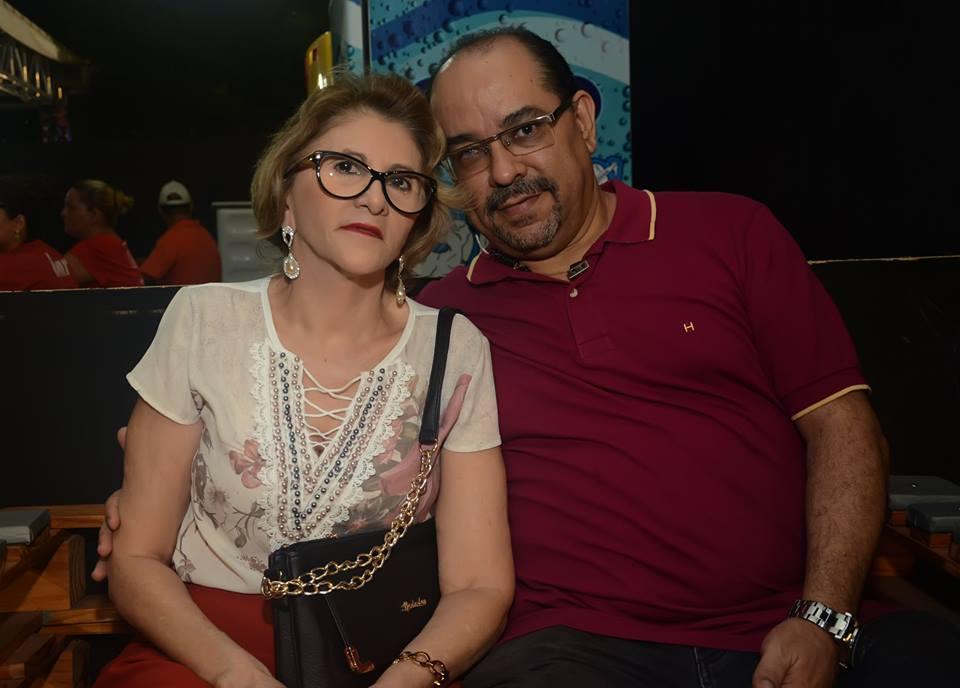 Duas pessoas muito queridas e merecedoras de muitos aplausos, Fátima Gondim e Tácio Garcia. A Gondim & Garcia Produções é só sucesso, parabéns!