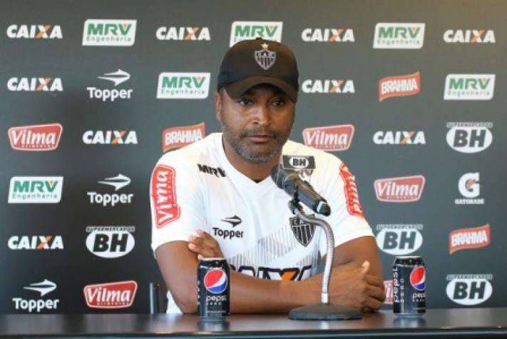 Roger Machado foi demitido do Atlético Mineiro (Foto: Divulgação CAM).