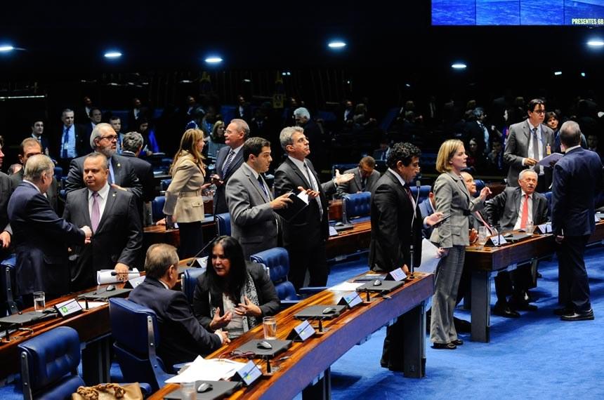 Senado votação reforma trabalhista