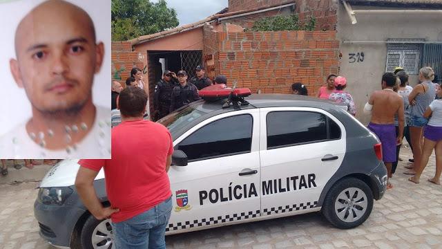 Edivan Benigno foi executado dentro de uma residência