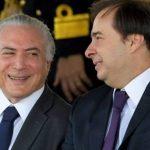 Presidente da Câmara espera votar segunda denúncia contra Temer em outubro