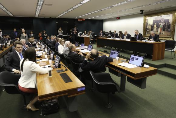 Câmara - Comissões