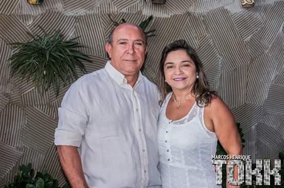 Empresário Helder Cortez Alves em vivas na coluna pela sua idade Nova na última Quarta 2. Axé!