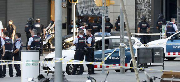 BARCELONA – Número de mortos em atentado chega a 13