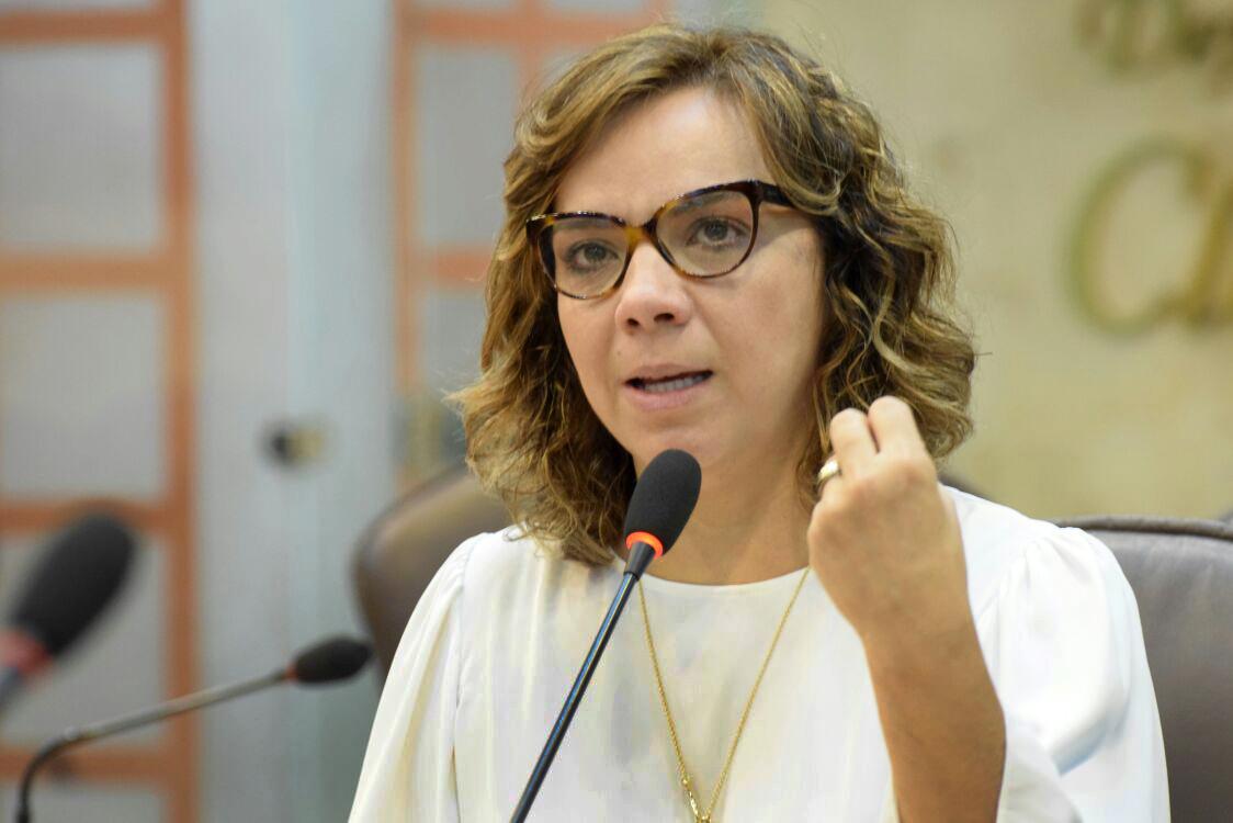Deputada solicitou recuperação da RN-233 no trecho que interliga as cidades de Campo Grande, Caraúbas e Apodi.