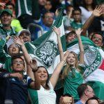 Palmeiras não terá torcida em sete jogos como visitante