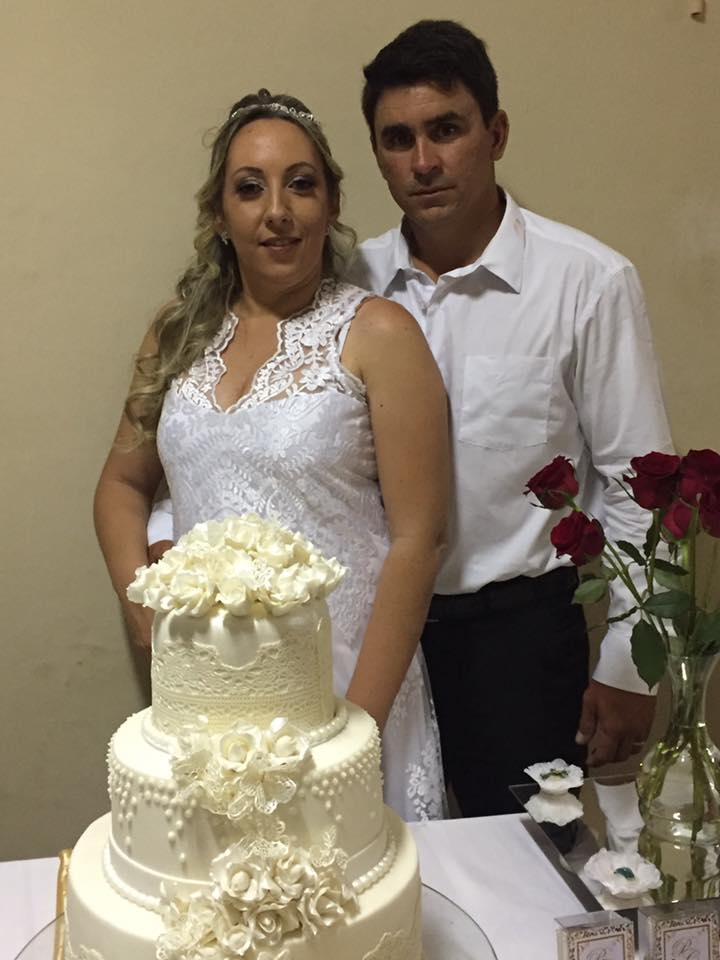 Eles disseram sim ao amor, Pablo Maia e Clara Neta Sotero, que subiram ao altar na noite da ultima sexta-feira. Felicidades mil!
