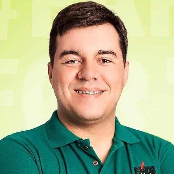 Bruno Anastácio, prefeito da cidade de Rafael Fernandes/RN.