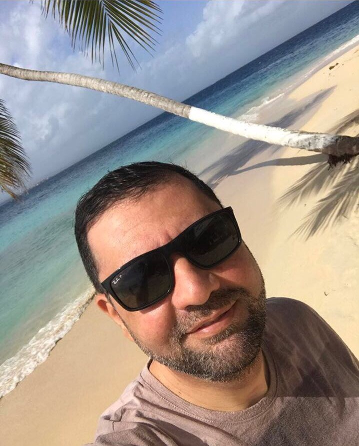 O amigo Paulinho Guedes, idealizador do JaguarFest.