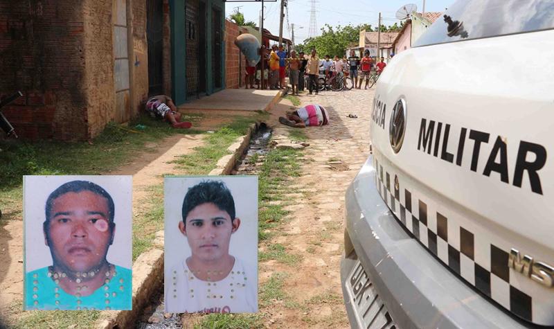 Crime aconteceu na Rua Das Flores de Laranjeiras (Foto: O Câmera).