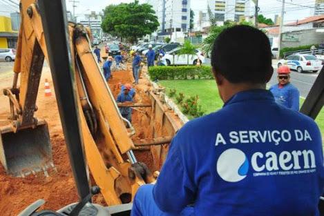 Caern suspende abastecimento em Caicó para conserto de vazamentos em e adutora