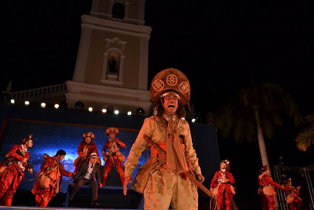 Mossoró sedia uma das maiores festas juninas do país (Foto: Luciano Lellys).