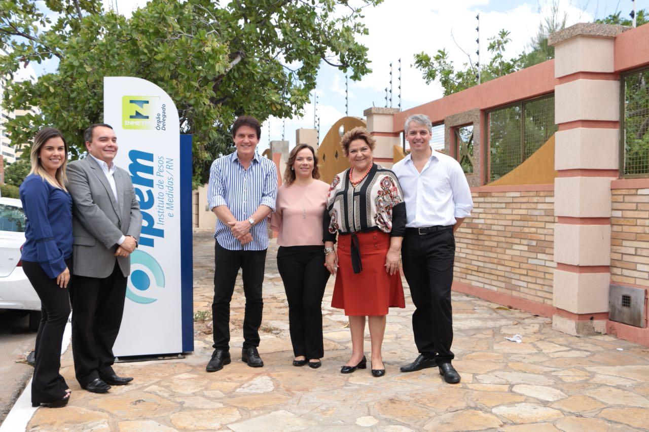 Com as novas instalações IPEM passará a cobrir mais 62 municípios da região Oeste do RN.