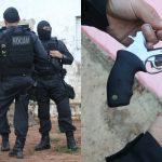 Operação prende nove pessoas e apreende armas e drogas em Felipe Camarão
