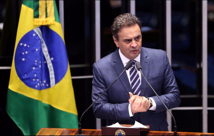 Veja como votou cada senador na sessão que restabeleceu o mandato de Aécio Neves