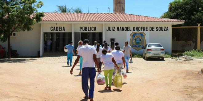 Sejuc suspende visitas íntimas e sociais nas unidades prisionais do RN