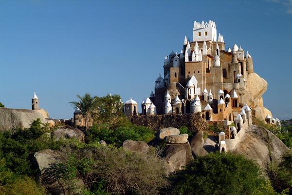 Castelo Zé dos Montes, em Sitio Novo.