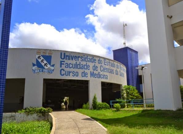 Abertas as inscrições para residências médicas da UERN