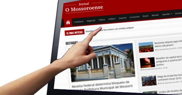 Jornal O Mossoroense 145 anos de serviços à comunidade - Wilson Bezerra de Moura