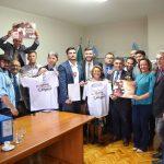 Câmara de Mossoró realiza audiência em apoio à Polícia Civil