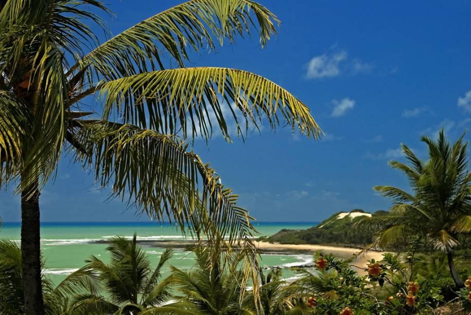 Praia de Baía Formosa.