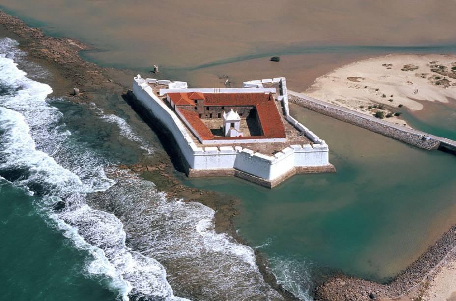 Forte dos Reis Magos (Foto: Divulgação).