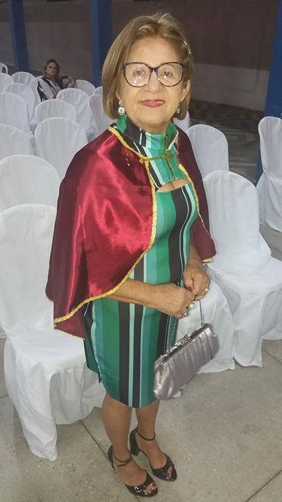 Registro fotográfico da Confreira Terezinha Marinho.