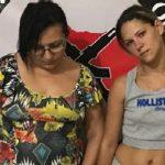 Duas Jovens são presas no bairro Santo Antônio