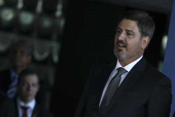 O delegado Fernando Queiroz Segóvia assume a direção da Polícia FederalJosé Cruz/Agência Brasil