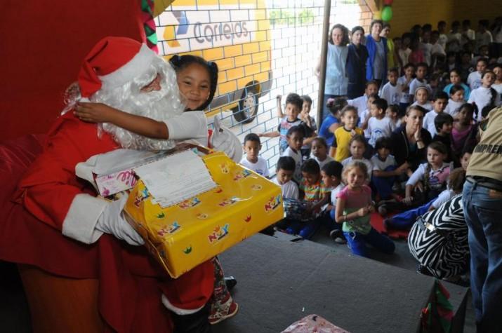 Campanha Papai Noel dos Correios começa na próxima sexta-feira