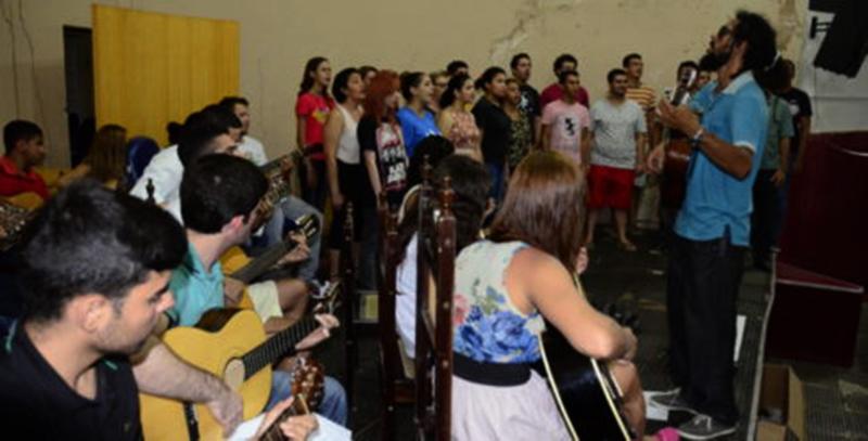 UFERSA oferta vagas para oficina de Música em Mossoró, Pau dos Ferros e Angicos
