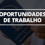 Agência de emprego oferta 35 vagas de trabalho em Mossoró; Confira a lista
