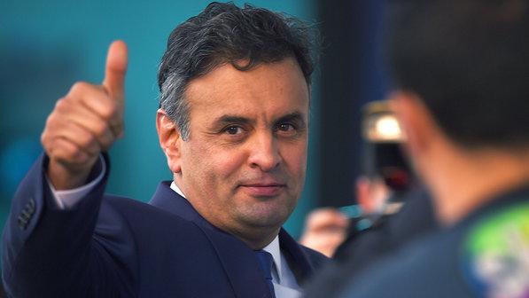 Decisão também foi aplicada à irmã do senador, Andrea Neves, seu primo, Frederico Pacheco de Medeiros.