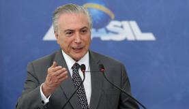 íderes também participam de almoço com Temer no Palácio da AlvoradaWilson Dias/Agência Brasil
