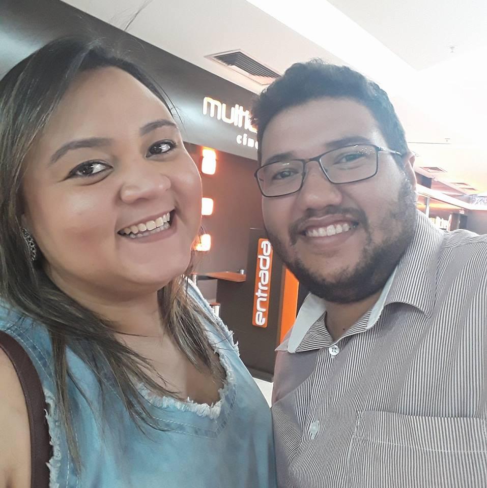 Eis aqui os mais, mais do Empório dos Mimos: Glauquia Pacheco e Carlos Henrique Chique!
