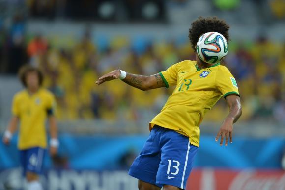 Brasil e Argentina não podem receber em seus grupos Uruguai, Peru e Colômbia.
