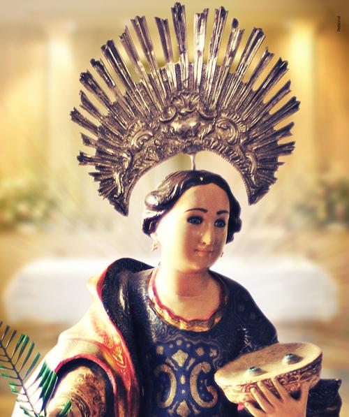 Câmara homenageará Santa Luzia quinta-feira (5)