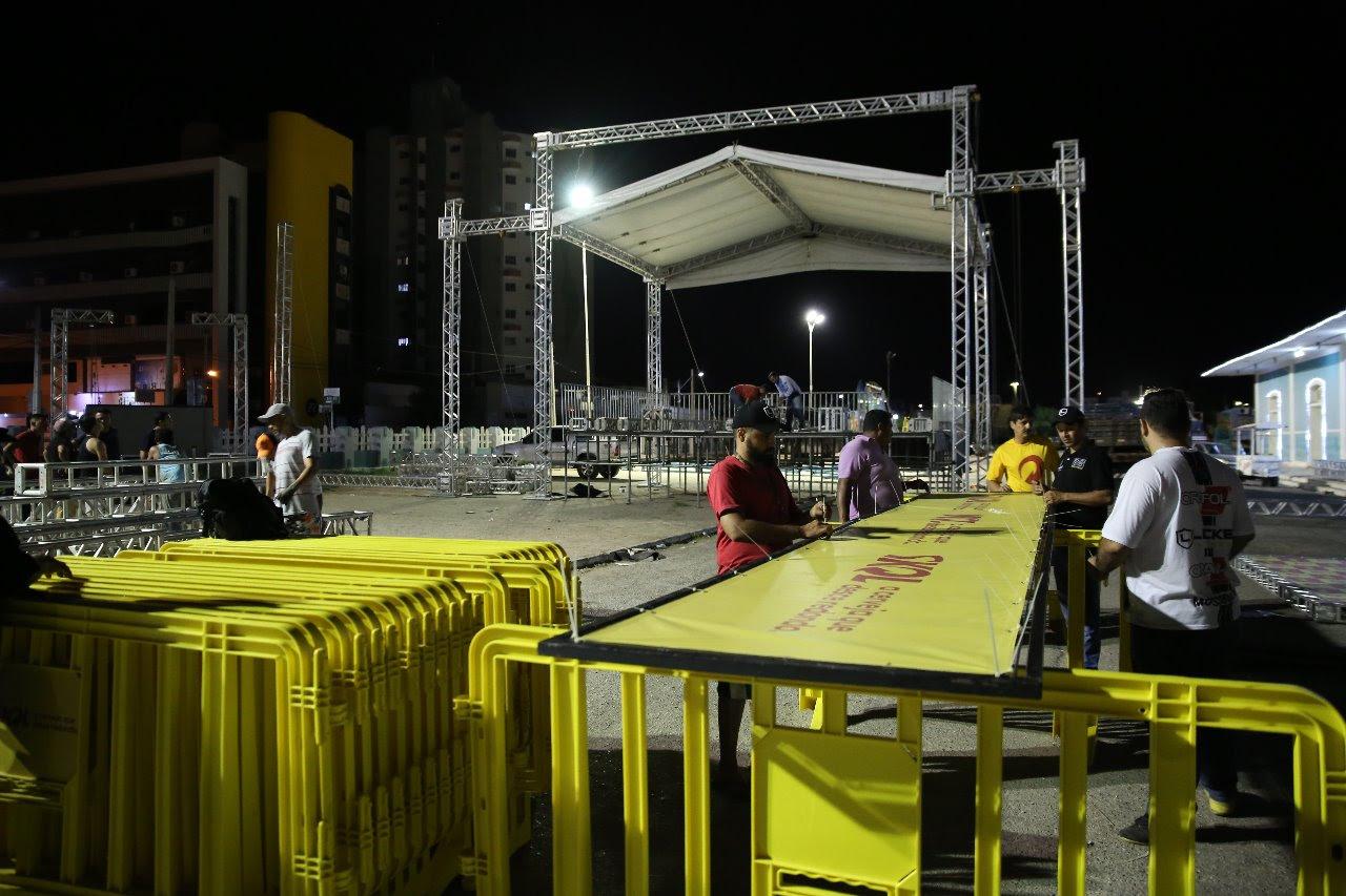SKOL realiza festa gratuita com bandas de forró em Mossoró neste sábado