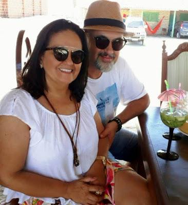 Em tempo parabenizamos o todo bacana empresário Andiro Clayton que celebrou mais um ano de vida ao lado da sua amada esposa Selminha. Os dois comandam a Pousada Rancho da Serra, em Martins/RN.