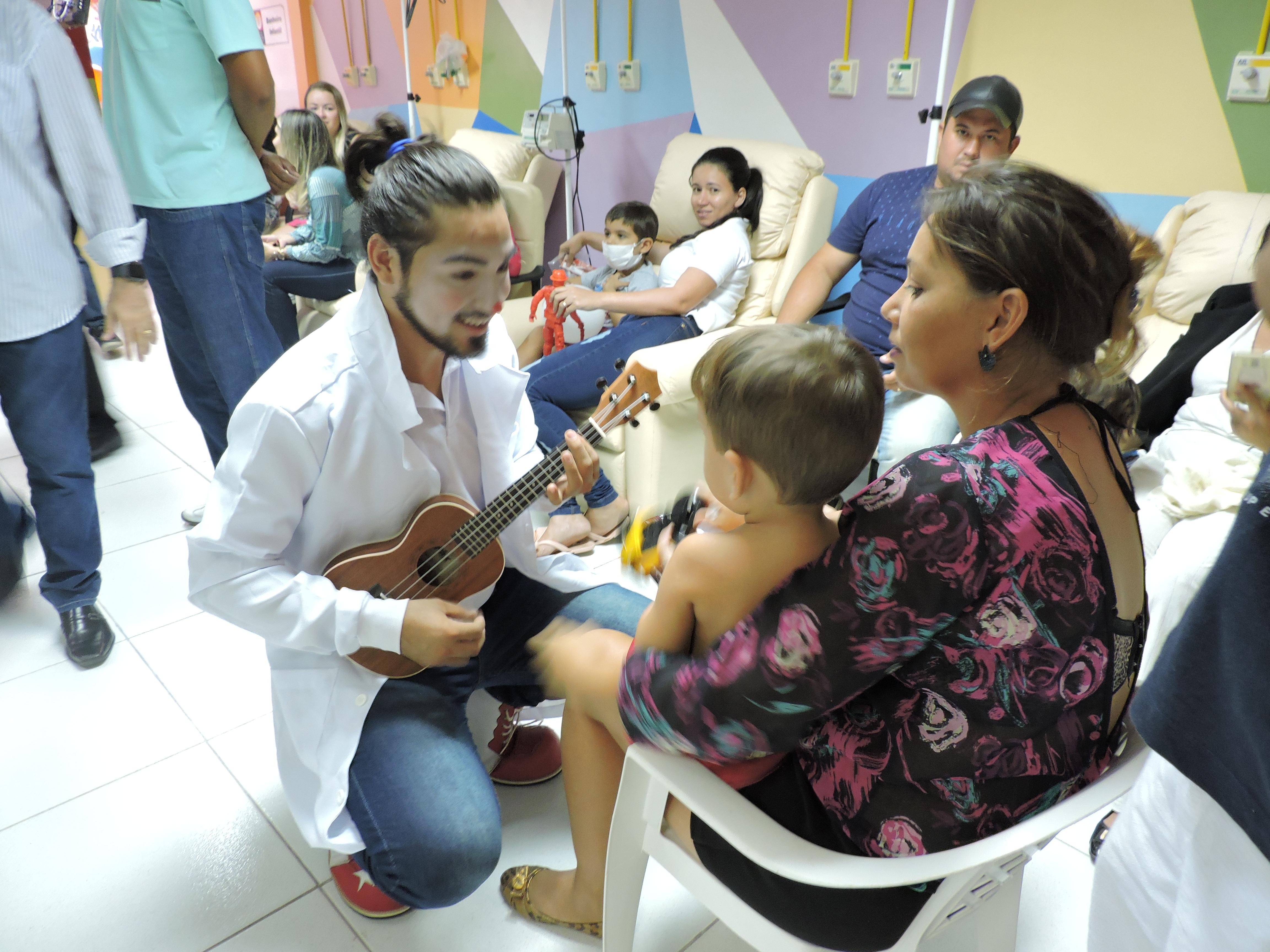Entrega da reforma da sala de Quimioterapia Infantil - 09_01_ (12)