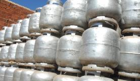 Os reajustes dos botijões até 13 kg passarão a ser trimestraisArquivo/Agència Brasil