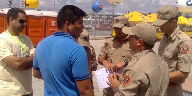 Corpo de Bombeiros alerta para prazos de regularização de eventos carnavalescos